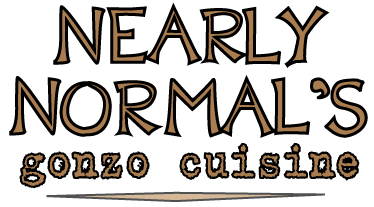 Nearly Normals - Gonzo Cuisine